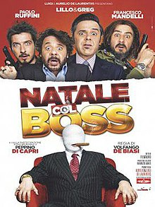 Film Natale.Natale Col Boss Wikipedia