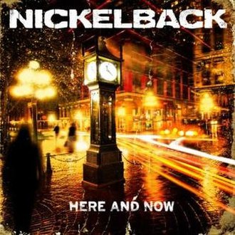 Here and Now (Nickelback album) - Image: Nickelback Here and Now 170x 170 75
