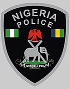 Badge of the Nigeria Police officers