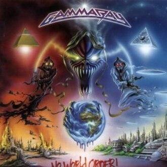 No World Order (Gamma Ray album) - Image: No World Order