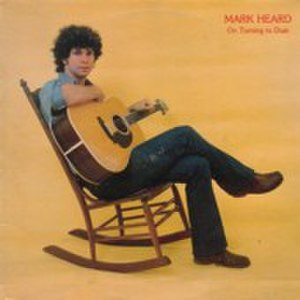 Mark Heard (album) - Re-issue cover: On Turning to Dust