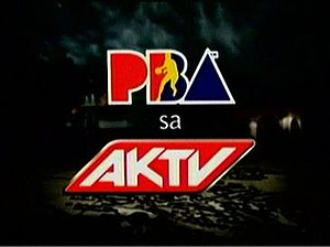 PBA on ESPN 5 - PBA on AKTV logo used from October 2011 to August 2012.
