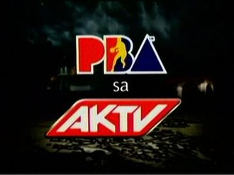 PBA on ESPN5 - PBA on AKTV logo used from October 2011 to August 2012.