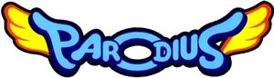 Parodius (series) - Image: Parodius logo