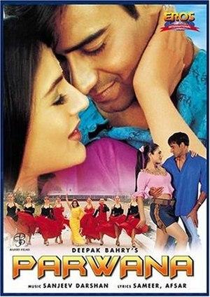Parwana (2003 film) - Image: Parwana