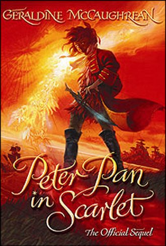 Peter Pan in Scarlet - First UK edition