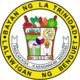 Official seal of La Trinidad