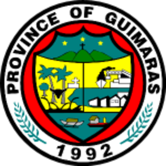 Guimaras - Image: Ph seal guimaras