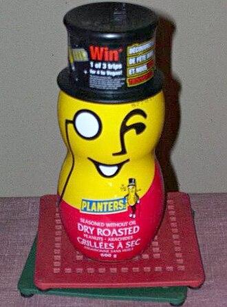 Planters - Image: Planters Peanuts