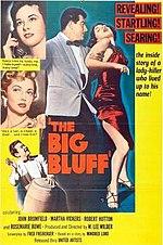 Big Bluff (1955)