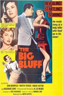 Poster of the movie The Big Bluff.jpg