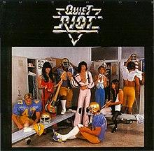Quiet Riot - Quiet Riot II (1978)