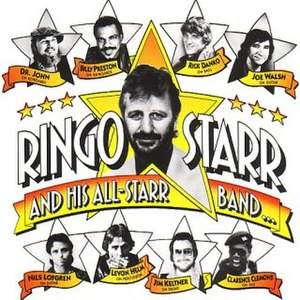 Ringo Starr and His All-Starr Band - Image: RSATB Cover