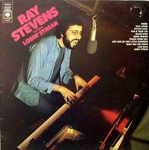 Losin' Streak (album) - Image: Ray Stevens Losin' Streak