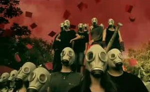 Red Flag (song) - The final scene of the music video.