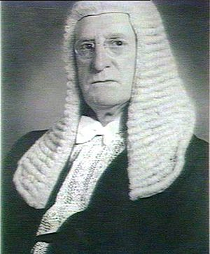 Reginald Weaver - Weaver as Speaker in 1941