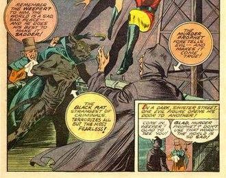 Weeper (DC Comics) - Image: Revenge Syndicate