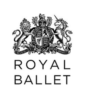 The Royal Ballet - Image: Royal Ballet logo