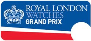 2007 Grand Prix (snooker) - Image: Royal London Watches Grand Prix logo