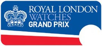 2006 Grand Prix (snooker) - Image: Royal London Watches Grand Prix logo