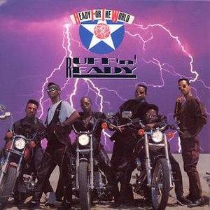 Ruff 'n' Ready (Ready for the World album) - Image: Ruff N' Ready