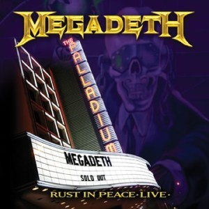 Rust in Peace Live - Image: Rust in Peace Live cover