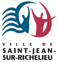 Official logo of Saint-Jean-sur-Richelieu