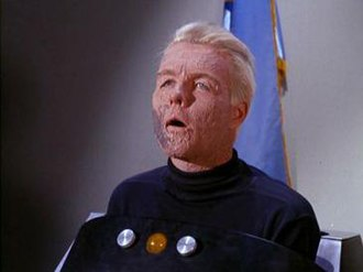 The Menagerie (Star Trek: The Original Series) - The disabled and badly disfigured Fleet Captain Christopher Pike.