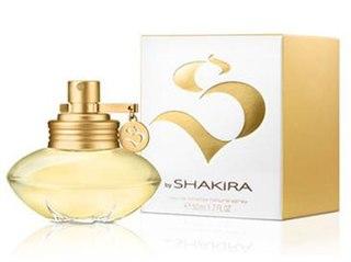 S by Shakira perfume