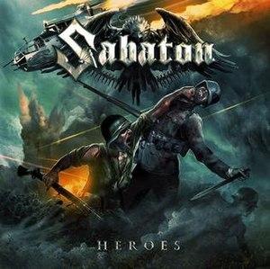 Heroes (Sabaton album) - Image: Sabaton Alblem cover