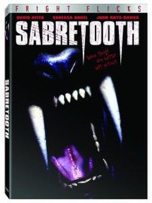 Sabretooth (film) - DVD Cover
