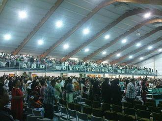 Samoan Assemblies of God in New Zealand Incorporated - Megachurch – Mangere Samoan Assembly of God