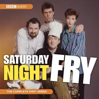 Saturday Night Fry - Cover of CD release