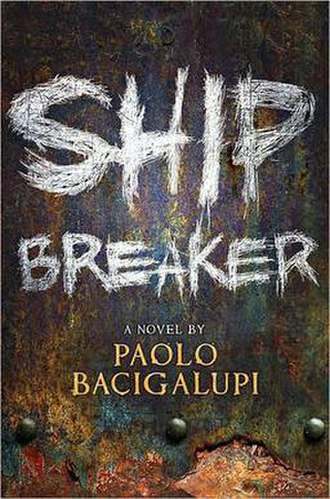 Ship Breaker - Hardcover edition