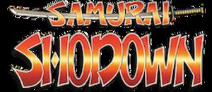 Samurai Shodown - Image: Shodownlogo