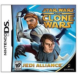Star Wars- The Clone Wars - Jedi Alliance DS cover.jpg