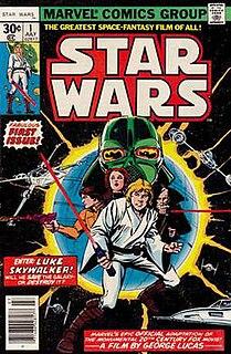 <i>Star Wars</i> (1977 comic book) Comic book series