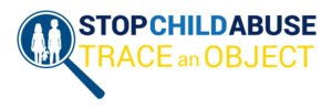 Stop Child Abuse – Trace an Object - Image: Stop child abuse logo