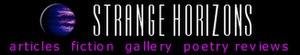 Strange Horizons - Image: Strangehorizons