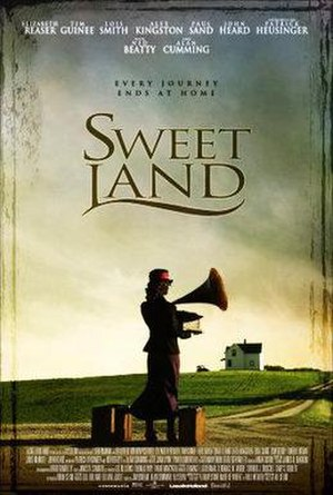 Sweet Land - Theatrical poster