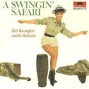 A Swingin' Safari - Image: Swingin Safari