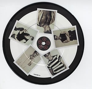 I Found Heaven - Image: Take that i found heaven 7 inch picture disc