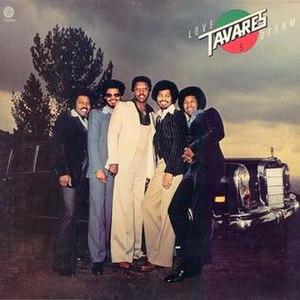 Love Storm - Image: Tavares Love Storm album