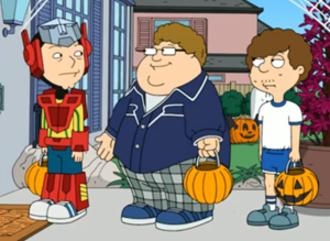 Best Little Horror House in Langley Falls - Screenshot of the episode.