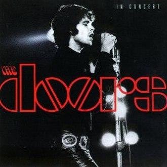 In Concert (The Doors album) - Image: The Doors In Concert