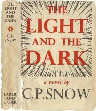 The Light and the Dark - First edition cover