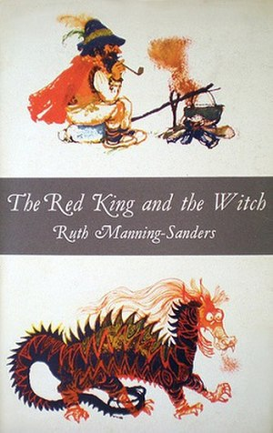 The Red King and the Witch: Gypsy Folk and Fairy Tales - First US edition