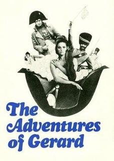 <i>The Adventures of Gerard</i> 1970 film by Jerzy Skolimowski