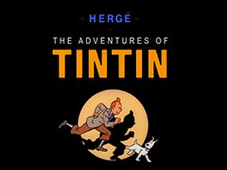 The Adventures of Tintin (TV series) - Image: The Adventures of Tintin (TV)
