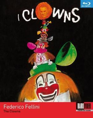 I clowns - Image: The Clowns (film)